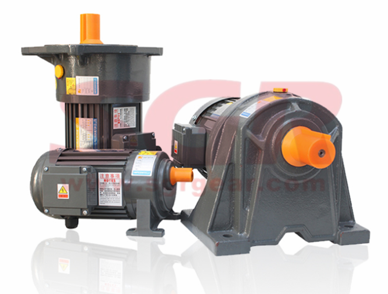 Two Stage Planetary Gearbox Planetary Gear Reducer