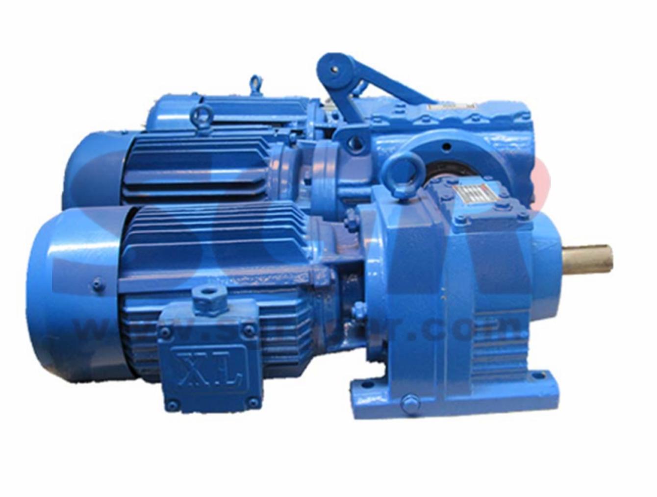 Inline Helical Gearbox & Gear Reducer Manufacturer-SGR