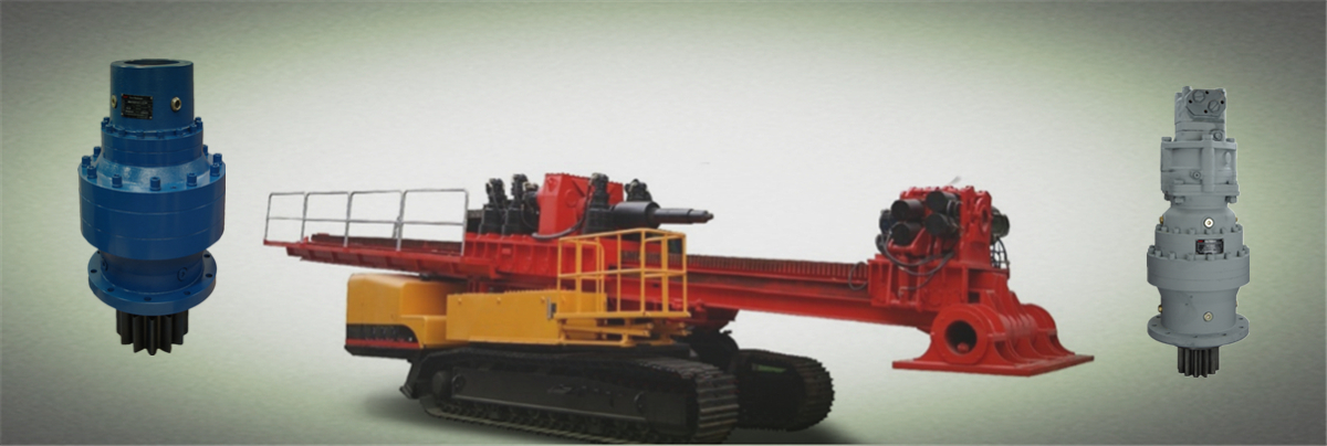 trenchless-drill-rig-planetary-drive-gears